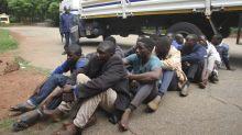 Zimbabue: Más de 600 personas arrestadas durante protestas