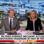 FBI finds evidence mechanic accused of sabotaging passenger jet may have ties to ISIS