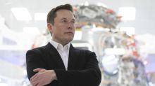Elon Musk would consider having Tesla acquire a legacy automaker