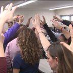 Denver Teacher Strike Ends in Emotional Reunion at Middle School