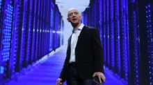 Jeff Bezos edges ahead of Bill Gates as world's richest man after Amazon share surge