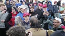 VOTE: Is an apology enough to make up for MAGA hat kids' disrespect?