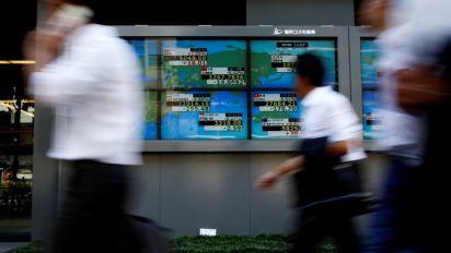 Bond yields rise on BoJ easing talk