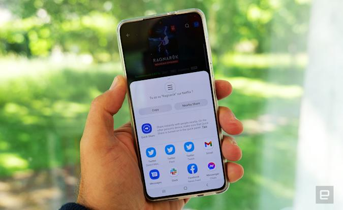 Android 12 will stop apps from using third-party share dialogs