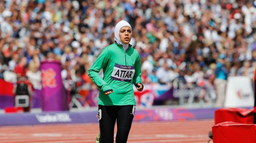Saudi Arabia Is Sending 4 Female Athletes to the Rio Olympics