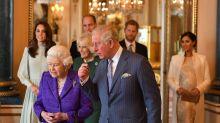 Zu Prinz Charles' Ehren zeigen sich Herzogin Kate und Herzogin Meghan wieder gemeinsam