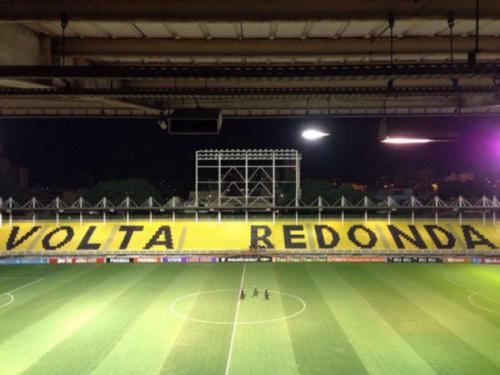 Volta Redonda registra piores públicos do Flamengo em 2017