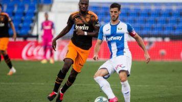 Foot - ESP - Liga: le Valence CF tombe de très haut contre Leganés