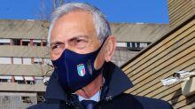 Gravina: 'Il calcio italiano si mette a disposizione per le vaccinazioni. Lazio-Torino? Il protocollo funziona, sulle ASL...'