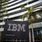 IBM Shares Surge More Than 7% in Early Trade