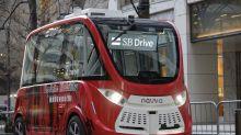 Sospesi i test per gli autobus a guida autonoma dopo un incidente in Austria