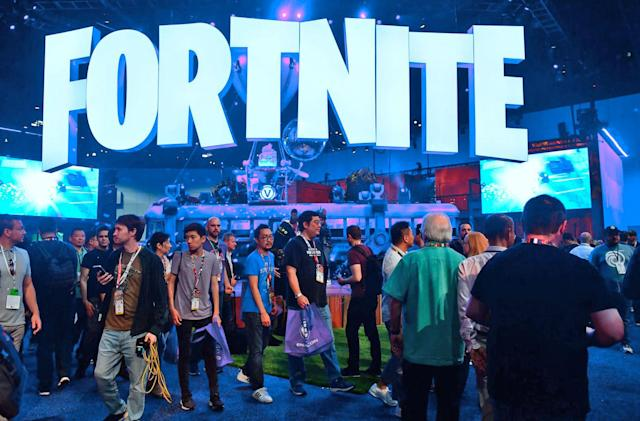 Epic lines up its first 'Fortnite' World Cup for late 2019