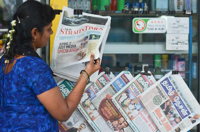 Malaysia is one step closer to outlawing fake news