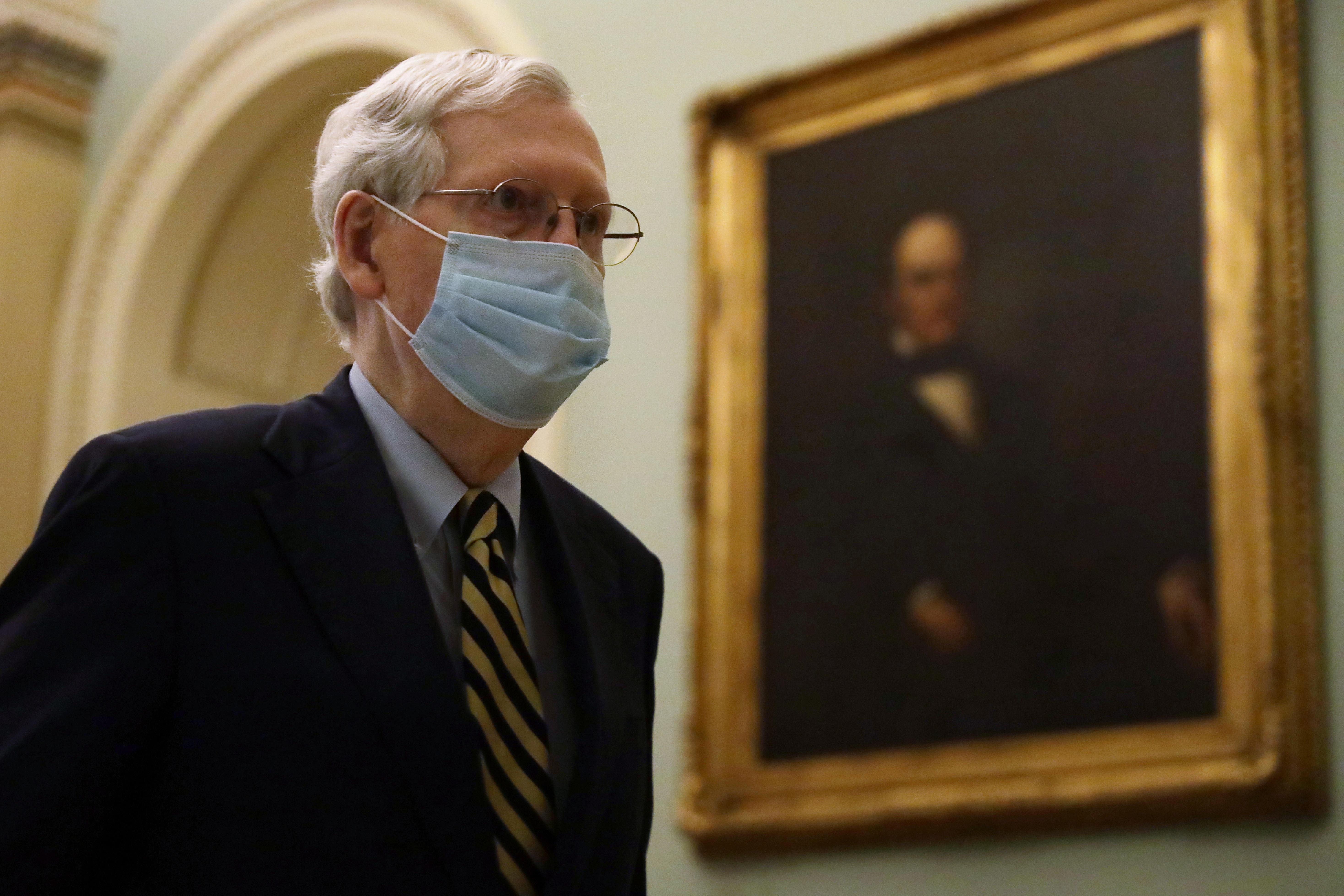 Senate set to take up new coronavirus bill later this month