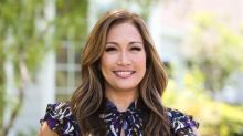 Carrie Ann Inaba says 'The Talk' has helped her personal relationships
