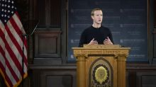 Facebook CEO Zuckerberg defends allowing politicians to lie in ads