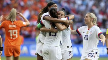 Women's World Cup shatters viewership record