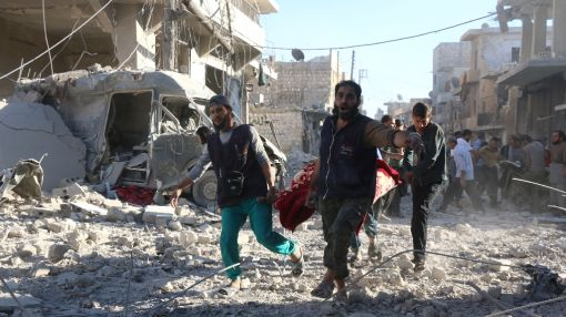 France pushes UN draft resolution on Aleppo ceasefire