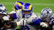 Aaron Donald unsurprisingly named best interior defensive lineman in NFL