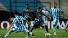 2-1. Racing derrotó a Estudiantes de Mérida, pero quedó segundo en su grupo