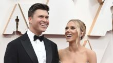 Scarlett Johansson and Colin Jost share wedding news