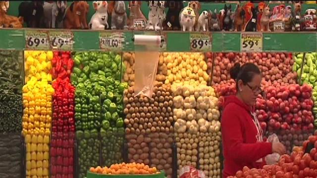 Food tour encourages healthy shopping