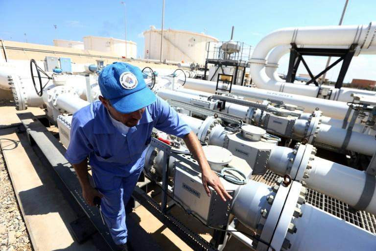 Oil exports are the source of almost all state revenue in Libya, which has the biggest proven reserves of crude in Africa