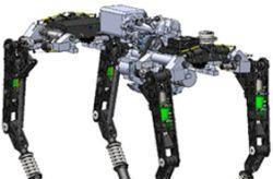 DARPA M3 program to make cheaper, more mobile robots for the US war machine
