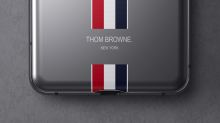 Samsung Galaxy Z Flip Limited Edition Set (Thom Browne)