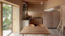 札幌40年老宅獲換上時尚設計,為一家三口和寵物打造現代安樂窩