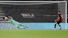 Bournemouth knock out Crystal Palace after extraordinary penalty shoot-out