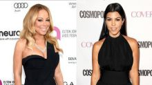 Please, Will Someone Give Mariah Carey and Kourtney Kardashian a Little Attention