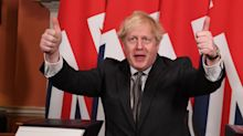 Boris Johnson shouts 'forward to victory' and 'pegs it out of the room' if meetings get awkward, claims Cummings