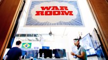 Cyber Saturday—Facebook's 'War Room' Is a Marketing Ploy