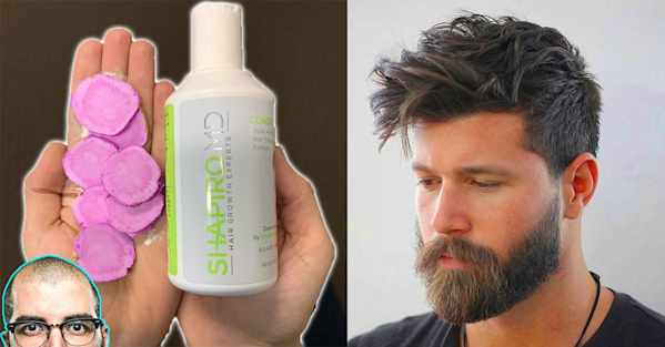 The Results Speak for Themselves. Regrow Hair Now