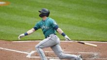 Haniger homers in both games, Mariners sweep O's 4-2, 2-1