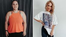 Woman drops 50kg after being told she was 'too fat' in bridal shop