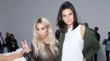 Kim Kardashian slams sister Kendall Jenner over decision to get a gun for protection
