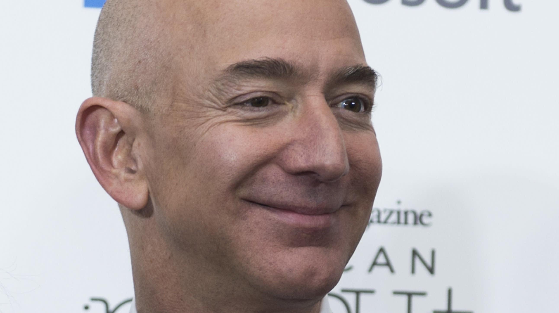 Amazon Stock Surge Makes Jeff Bezos Richest Man On Earth
