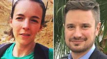 Bodies of abducted Michael Sharp and Zaida Catalan discovered in DRC shallow grave