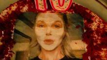 Christie Brinkley's Birthday Cake Has Picture of Boyfriend John Mellencamp on It