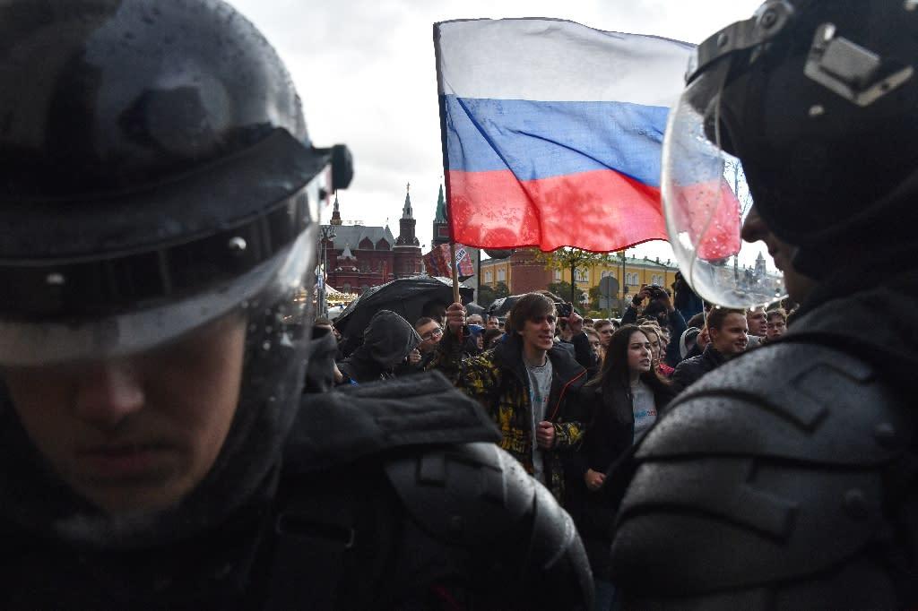 Kremlin foe Navalny can run for president 'after 2028'