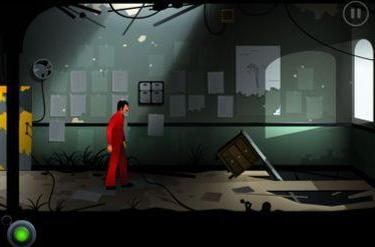 Daily iPhone App: The Silent Age is a great, stylistic point and click adventure