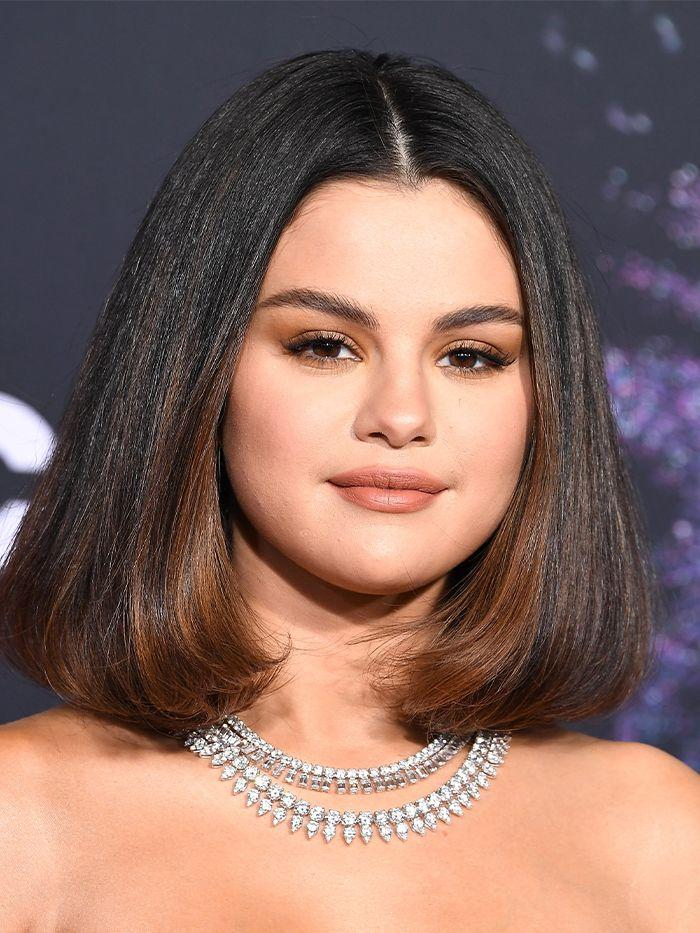 23 Short Hairstyles Celebrities With Round Faces Always Wear