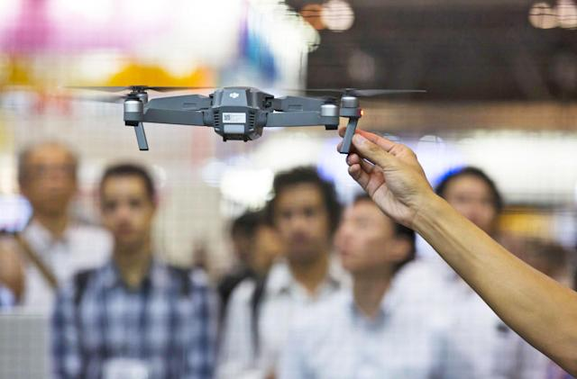 DJI will pay you to find security exploits in its drones