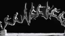 Les sculptures en mouvement de la lyonnaise Emilie Tolot enchantent le chorégraphe Mourad Merzouki
