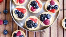 9 berry good summer treats