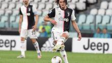 Foot - ITA - Juve - Alessio Tacchinardi, au sujet d'Adrien Rabiot (Juventus Turin) : « Il est à 70 % »