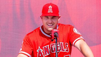 Why Mike Trout makes his father proud