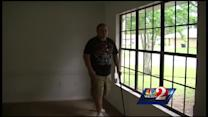Wounded vet gets new home